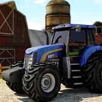 Игра Водить Трактор онлайн