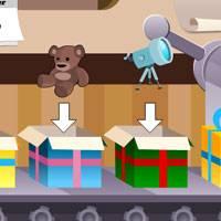 Игра Упаковка подарков на Новый Год онлайн