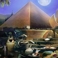 Игра Загадки храма фараона: поиск предметов онлайн