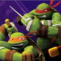Игра Черепашки ниндзя 5: Крутые приключения онлайн