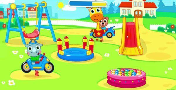 Игры Детский сад
