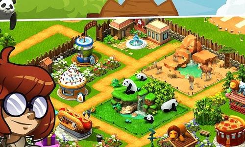 Игры зоопарк