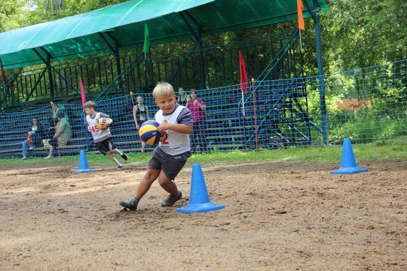фото игры с мячом веселые старты в детском саду и школе екатеринбург