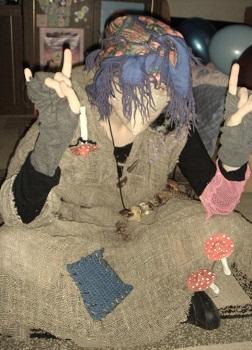 костюм бабы яги своими руками 10
