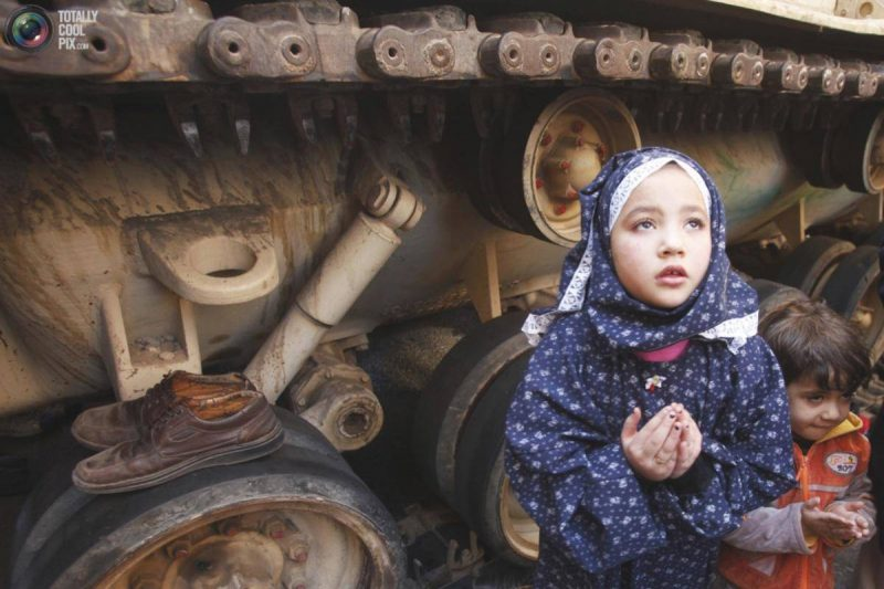 Международный день невинных детей – жертв агрессии