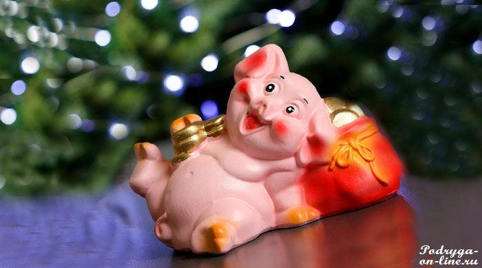 Новогодние приметы и суеверия. Как привлечь здоровье, деньги и удачу в год свиньи