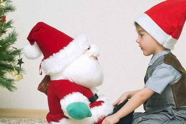 Развлечения для детей в новый год