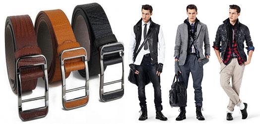 Мужские ремни и одежда