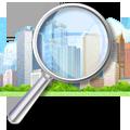 Поиск городов