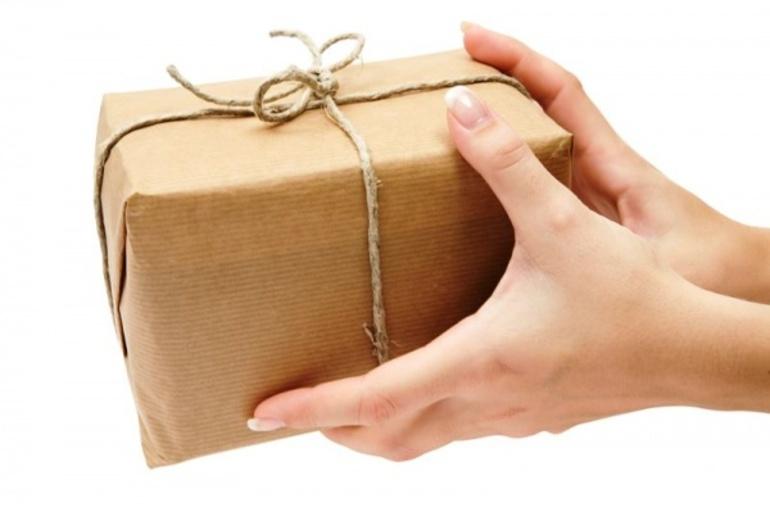 Посылка с сюрпризом