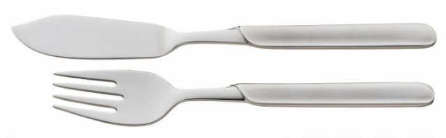 нож и вилка для рыбы