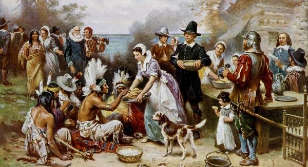 Праздники и традиции: День благодарения в США