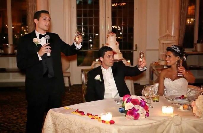 тост проза на свадьбу от дружка