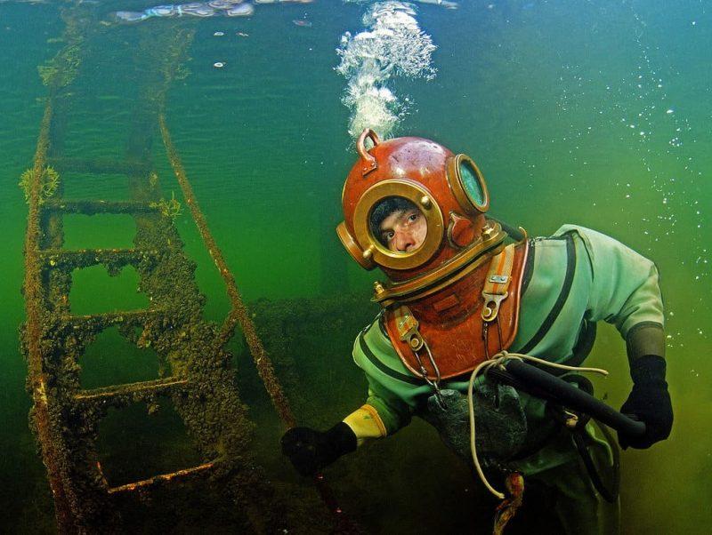 Рисунок 1. Исследование подводных глубин – важное и нужное дело