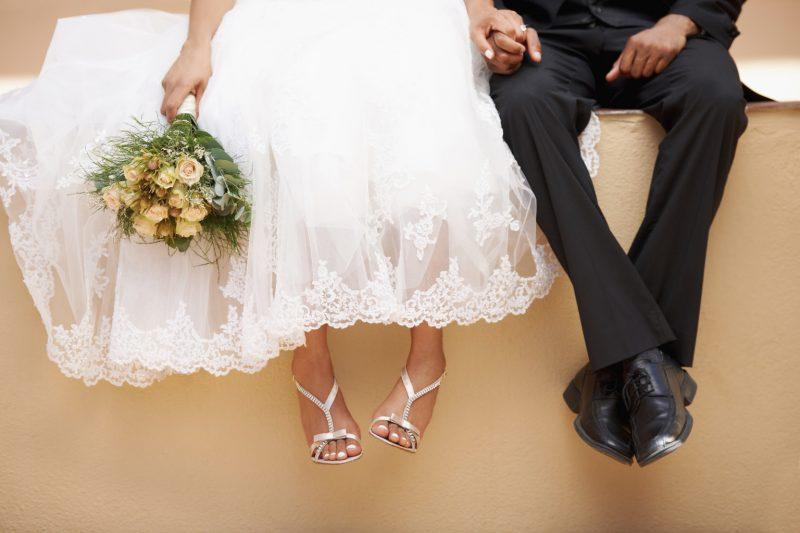 25 лет вместе - серебряная свадьба