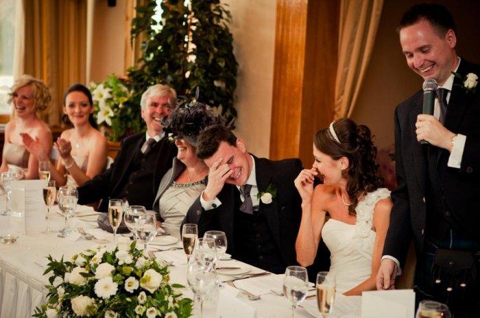 Прикольный тост на свадьбу