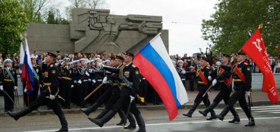 Памятники и монументы, посвященные Дню Победы