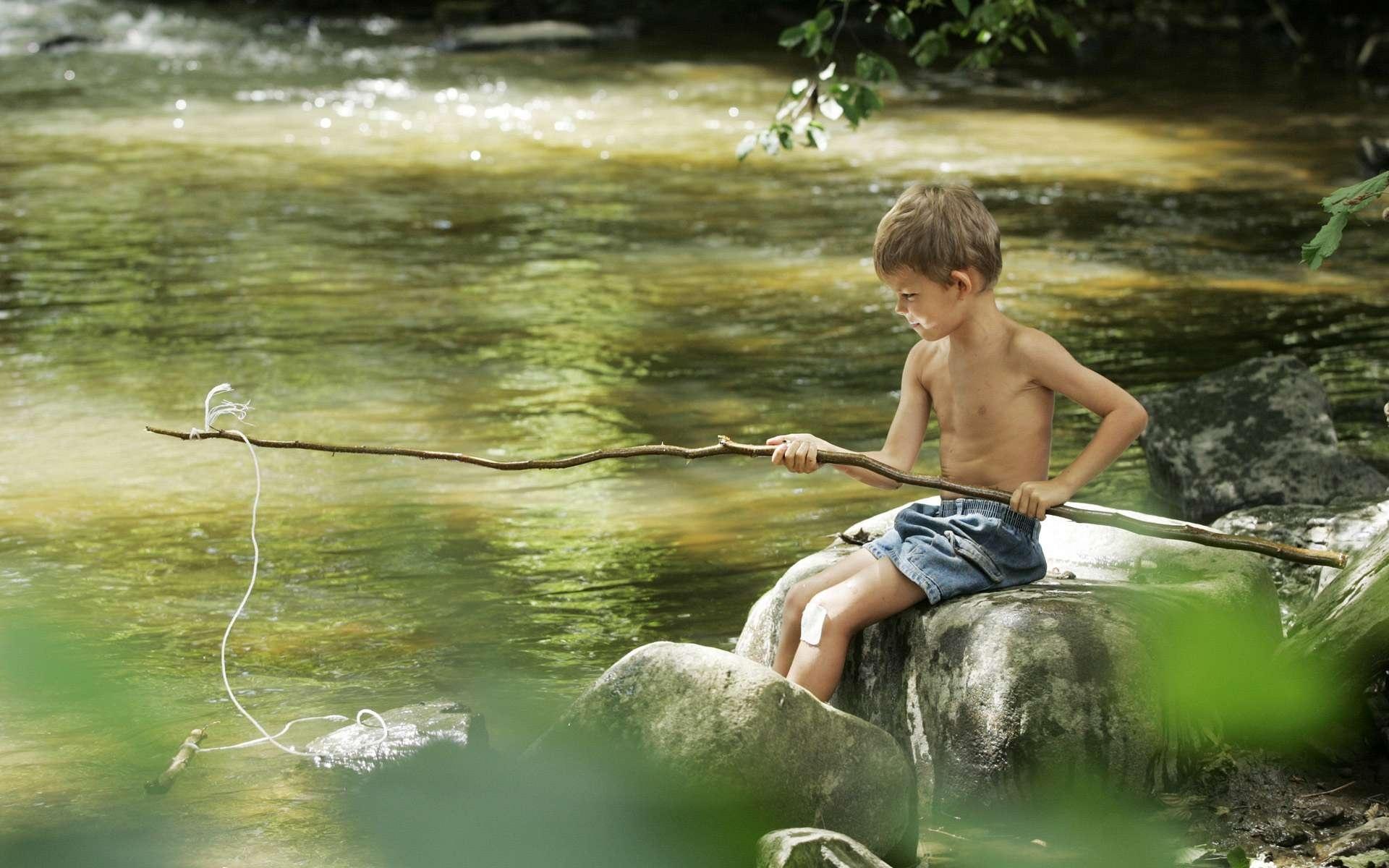 В день рыбака нужно отправляться на рыбалку