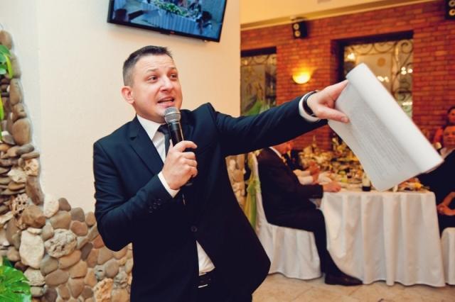 Друг-тамада на свадьбе
