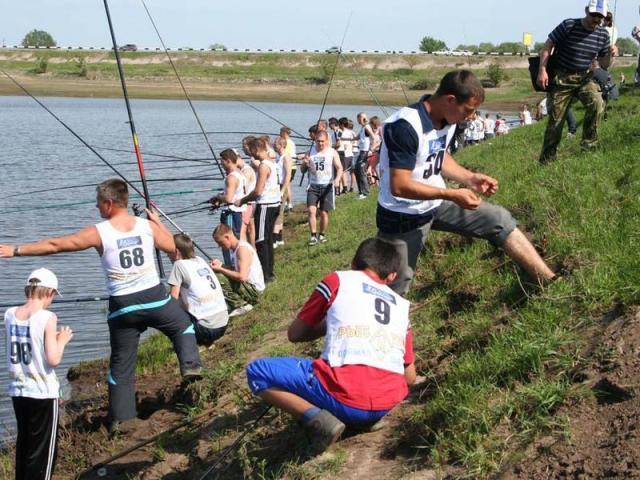 Спортивная рыбная ловля