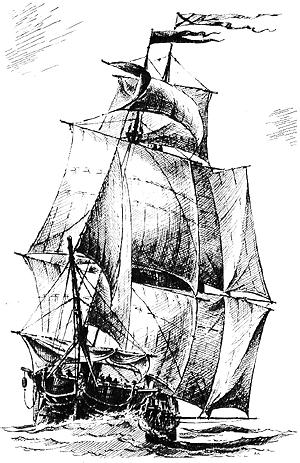 Корабль Рождество Христово