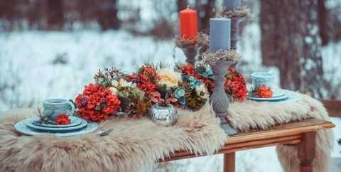 Зимнее стихотворение мужу от жены