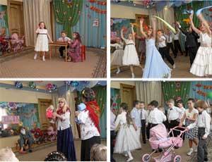 Авторский сценарий детской музыкальной театрализации для детей старшего дошкольного возраста «Часы с кукушкой»