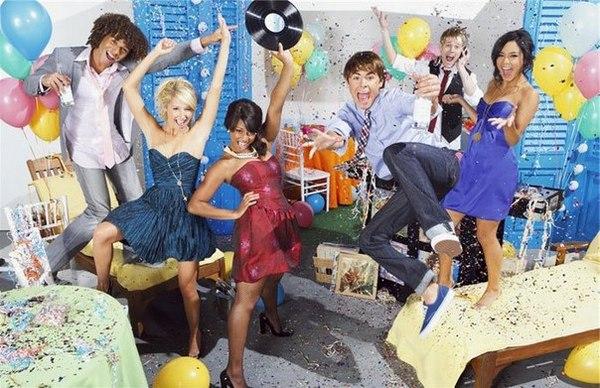 Веселые конкурсы для компании друзей. Фото с сайта vk.com