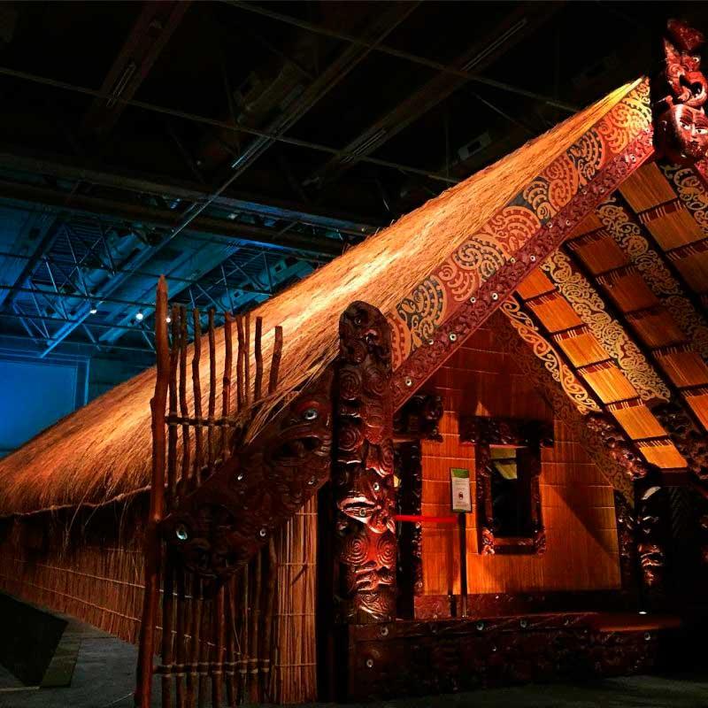 национальный музей в новой зеландии