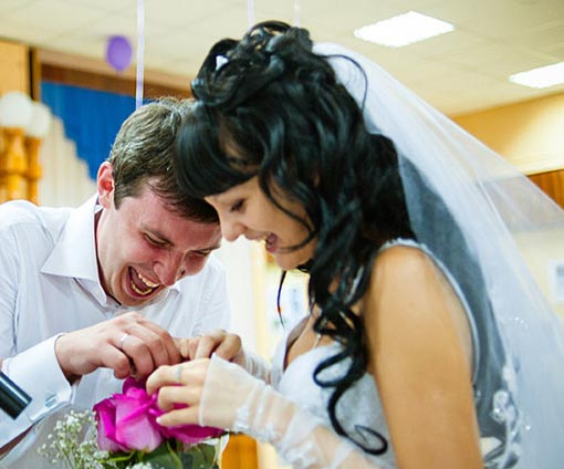Свадебные конкурсы