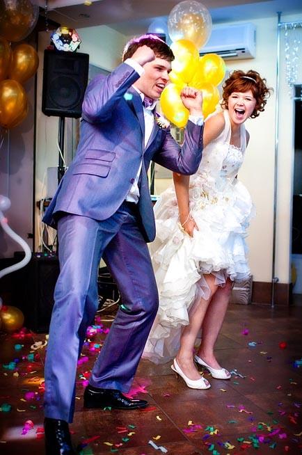 Свадебные конкурсы для жениха