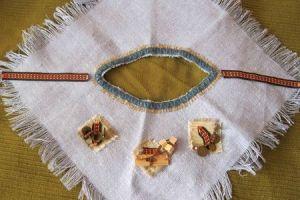 Изготовление костюма индейца