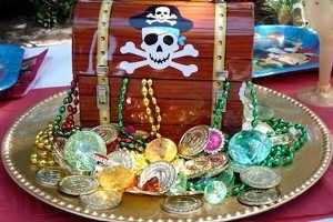 Поиск пиратского клада