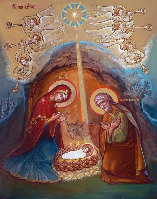 Рождество Христово. Рождественские стихи