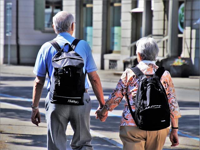 венчание для пожилых людей