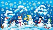 конкурс Веселый снеговик