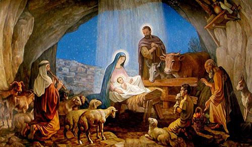Православные стихи на Рождество Христово 2017 - для детей и подростков - на русском языке. Как славить Христа - короткие детские стихи