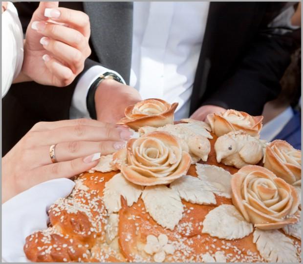 Свадебная шарлотка с яблоками