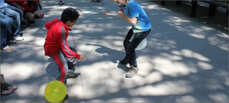 игра-топотухи