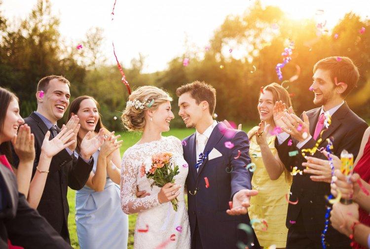 Конкурсы для жениха и невесты на свадьбу