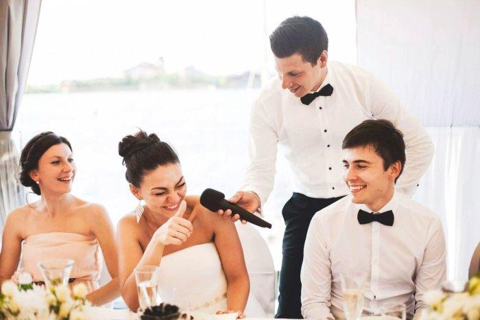 Ни одна свадьба не обходится без веселых конкурсов