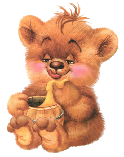 bear-honey