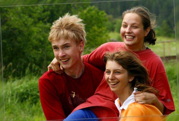 Смешные развлечения — на любой вкус. Фото с сайта melomi.ru
