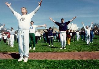 Всемирный день Тайцзи (Тайцзицюань) и Цигун, Канзас-Сити, штат Миссури, США