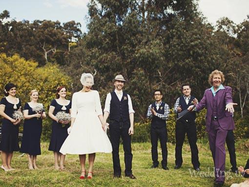 Свадебные конкурсы для жениха и невесты