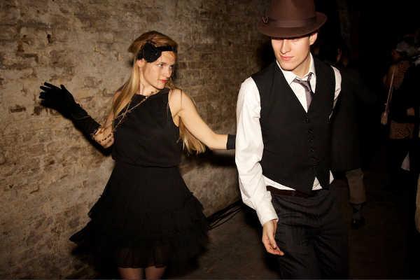 Танцы на вечеринке