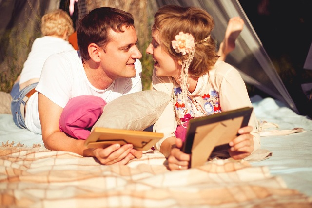 Отмечаем седьмую годовщину свадьбы