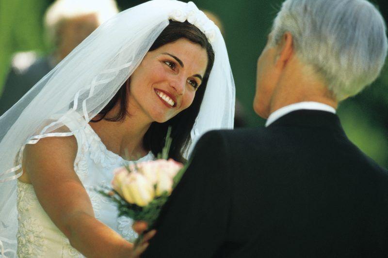 Поздравления на свадьбу от родителей дочери невесте